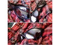 New mirrored sunglasses