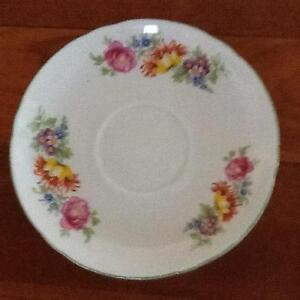 Shelley Floral Saucer Taren Point Sutherland Area Preview