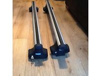 Thule aero bars for a 3 door golf mk5