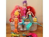 Disney Little Mermaid collection