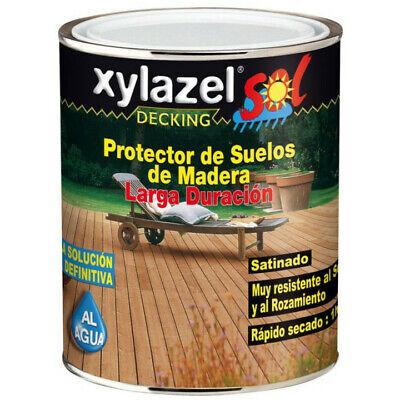 Xylazel Sol Decking Pino Satinado 750 ML
