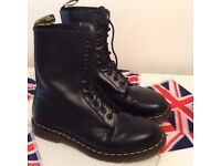 Dr martins boots and shoes