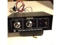 TRC4-2sl Transverter Spectrum