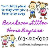 NOT YOUR AVERAGE DAYCARE!!