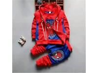 Spiderman 3 Piece Set