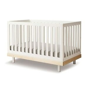 Designer Crib and Toddler Bed by Oeuf NYC