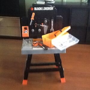 Great deal on workbench and tool box