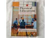 Physical Education Essential Issues edited by Ken Green and Ken Hardman