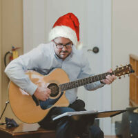 Guitar Lessons make a great Christmas gift!