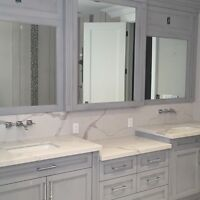 Marble, Granite and Quartz Countertops, Vanities and more...