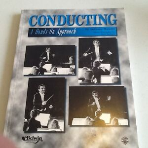 CONDUCTING: A HANDS ON APPROACH (BK/CD) by ANTHONY MAIELLO