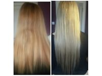 HAIR EXTENSIONS ! :)