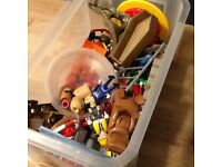 Playmobil Toys box Full