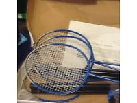 Chad valley badminton set