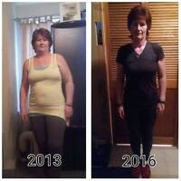 Amazing Transformation and Great Nutrition!!