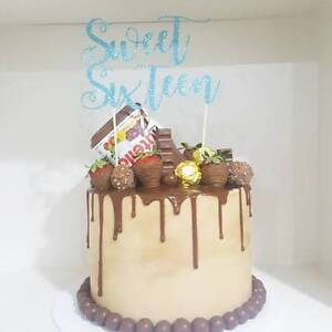 Cake toppers, name signs and more