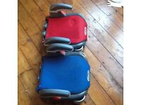 Two Graco Booster Seats, excellent condition.