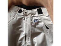 Boys Quicksilver ski trousers **new**