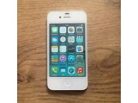 iPhone 4 16 GB White for sale