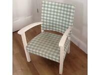 Small children chair/ nursing chair