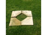 COTSWOLD PAVING SLABS QUANTITY 12 SLABS