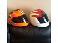 Arai Raymond and Denis McCullough replica