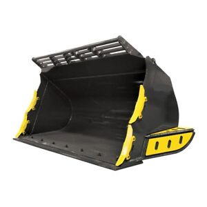 Wheel Loader Attachments - Buckets, Grapples, Thumbs, Couplers