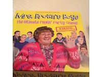 Mrs Brown board game