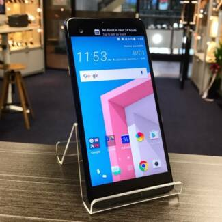 AS NEW HTC U ULTRA 64GB BLACK AU MODEL UNLOCK WARRANTY INVOICE