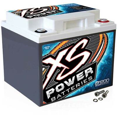 Xs Power D1200 1500/3000w 12v Agm Battery 725ah