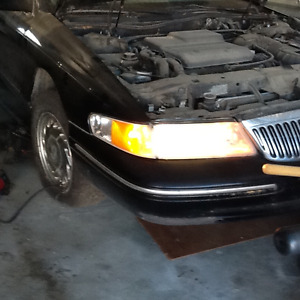 1995 Lincoln Continental Other