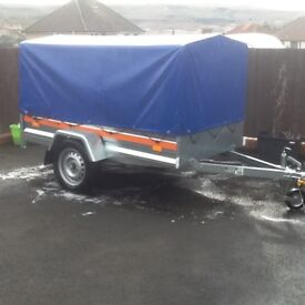 Trailer as new condition used only 4 times to carry camping equipment