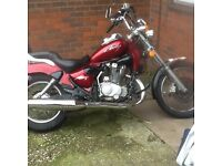 Kymco Zing 125 to swap for road quad