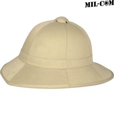 Mil-Com Britische Sand Wolseley Tropenhelm 1.weltkrieg Helm Armee Uniform (Tropenhelm Kostüm)