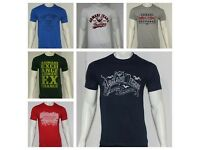 Armani Exchange Mens Crew Neck Tshirts for wholesale.