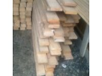 4x1 timber mixed sizes between 2.8 m X 3.2 m