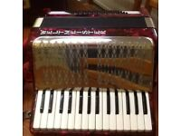PIANO ACCORDION WELTMEISTER PARTY