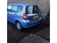 Honda Jazz 04 1.4 - 4 RECENT NEW TIRES, NEW CLUTCH, NEW BATTERY, NEW RE-CONDITIONED GEAR BOX