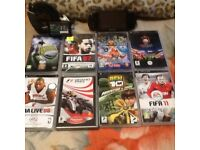 Psp very good working condition with games and accessories