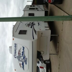 2005 Keystone Cougar 5th wheel 276