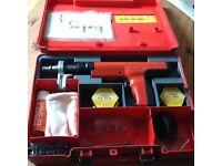 Hilti 350 dx nail gun