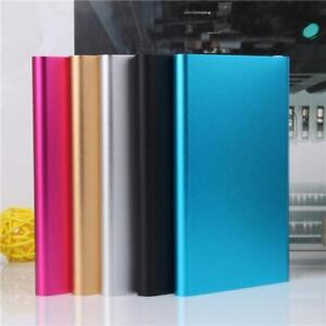 12000 mAh Power Bank Portable USB Battery Charger Brand New