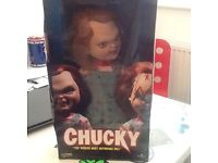 Sideshow bride of Chucky doll