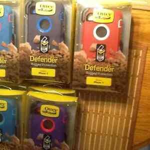 New iPhone 4-5c-s-6-s-plus new -7- defender cases with clip $35 Peterborough Peterborough Area image 6