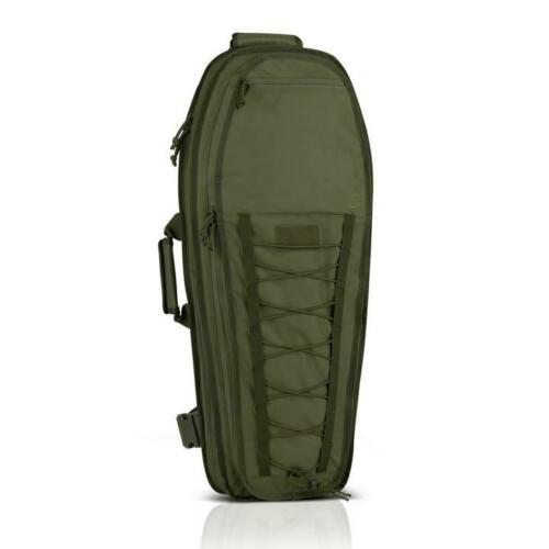 "Savior Equipment T.G.B. Covert 30"" rifle / metal detector carry bag - OD Green"