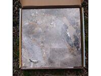 Stone floor or wall tiles