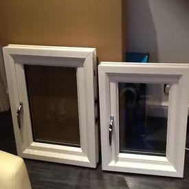 2 X double glazed windows