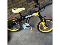 16 inch wheel bike