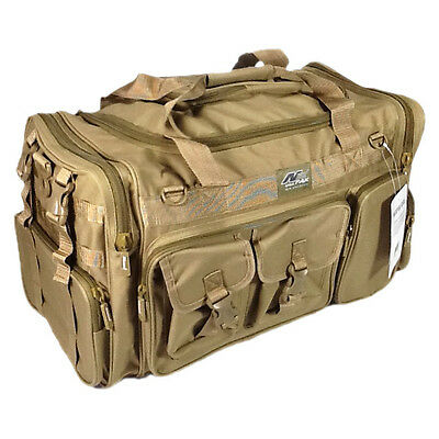 "26"" 3800 cu. in. NexPak Tactical Duffel Range Bag TF126 TAN"
