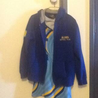 North Lakes Blues Netball Uniform Redcliffe Redcliffe Area Preview